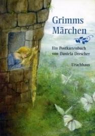 Kaartenmapje Grimm's sprookjes, Daniela Drescher