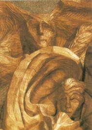 Het rotswezen (humor) en de opwaartsstrevende Lucifer, Rudolf Steiner