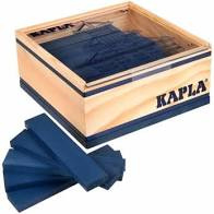Kapla blauw 40 pcs