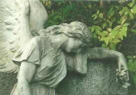 Treurende engel, Heinz Ney
