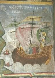 Uit het leven van de heilige St. Nicolaas