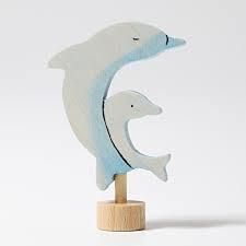 Dolfijn steker