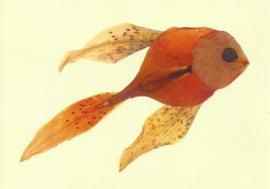 Vis van bloesemblaadjes, Annemarie Zafrana