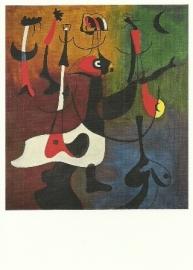 Ritmische figuren, Joan Miró