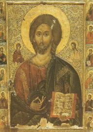 Christus, Roemeens ikoon
