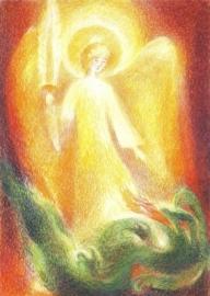 St. Michael, Marie Laure Viriot