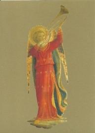 Musicerende engel 1, Fra Angelico