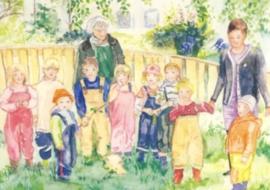Kinderdagverblijf, Anne Wenzel