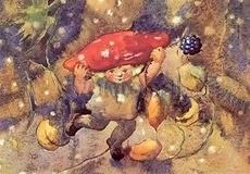 De vrolijke boskabouter, Mili Weber
