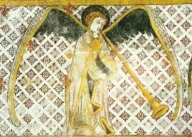 Engel 14de eeuw