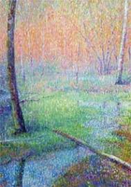 Groene mosplek, Jos van Wunnik
