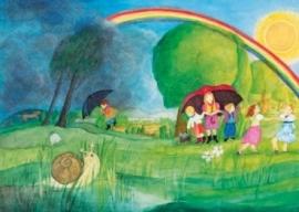 Regenboog, Eva-Maria Ott-Heidmann