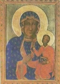 De wonderbaarlijke madonna van Czenstochau