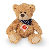 Teddy met sjaaltje (30 cm)