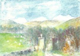De ingang, David Newbatt