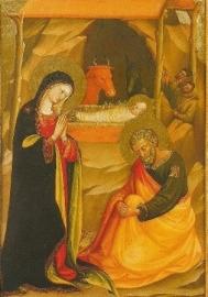 Geboorte van Christus, Bicci di Lorenzo