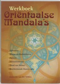Werkboek oriëntaalse mandala's tekenen / J. van der Velden