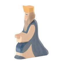 Blauwe koning II