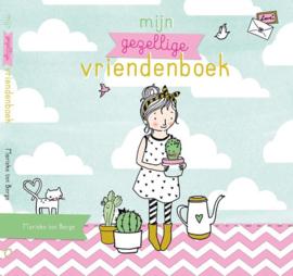 Mijn gezellige vriendenboek / M. ten Berge