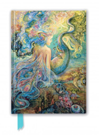 Josephine Wall: Mer Fairy, A Flame Tree Notebook