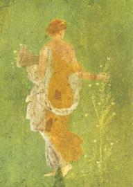 Flora of de lente, Romeins-Etruskisch