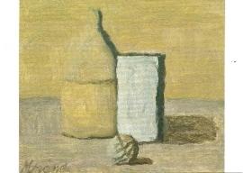 Stilleven, 1964, Giorgio Morandi