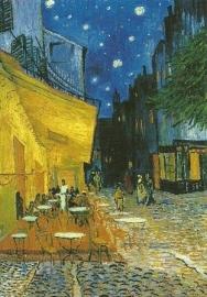 Café bij nacht in Arles, Vincent van Gogh