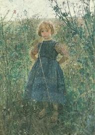 Heideprinses, Fritz von Uhde