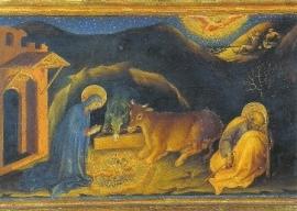 Geboorte van Christus, Gentile de Fabriano