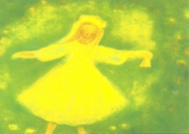 Dansend meisje, Ruth Elsässer