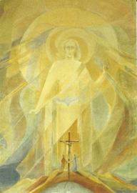 Opstanding Christus, Liane Collot d' Herbois