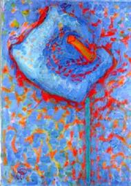 Aronskelk, Piet Mondriaan