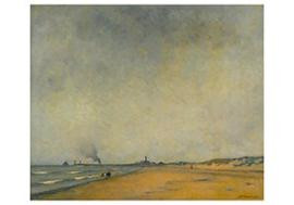 Strand van Scheveningen, Jan Mankes