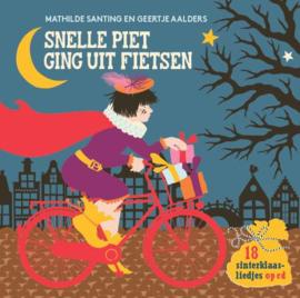 Snelle piet ging uit fietsen / Mathilda Santing
