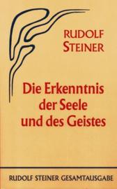 Die Erkenntnis der Seele und des Geistes GA 56 / Rudolf Steiner