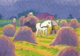 Het witte paard, Jan Altink