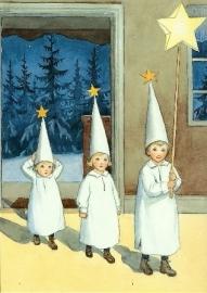 Sterrezangertjes, Elsa Beskow