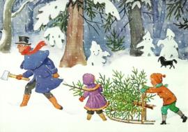 Peter en Lotta's Kerstmis, Elsa Beskow