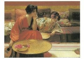 Luie uren, H. Siddons Mowbray