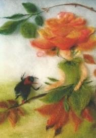 De roos, Franziska Sertori-Kopp