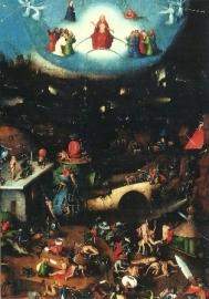 Laatste oordeel (detail), Jheronimus Bosch