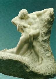 Eeuwige lente, Auguste Rodin