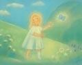 Meisje met vlinder, Ruth Elsässer