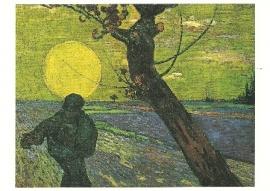 De zaaier, Vincent van Gogh