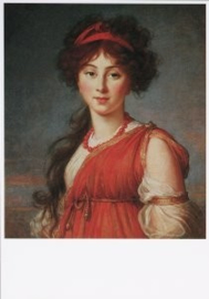 Portret van vrouw, Elisabeth Vigeé-Lebrun