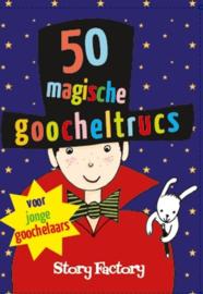 50 magische goocheltrucs kaartspel