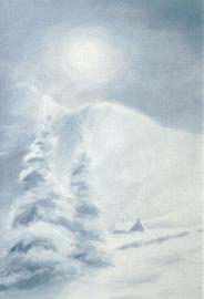 Wintersneeuw, David Newbatt