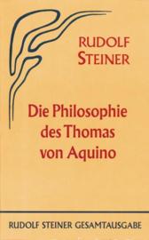 Die Philosophie des Thomas von Aquino GA 74 / Rudolf Steiner