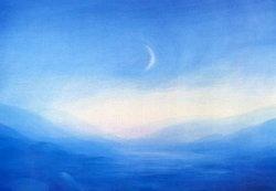Maan boven de zee, David Newbatt