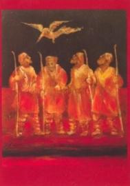 Vier herders, Veronica Vos